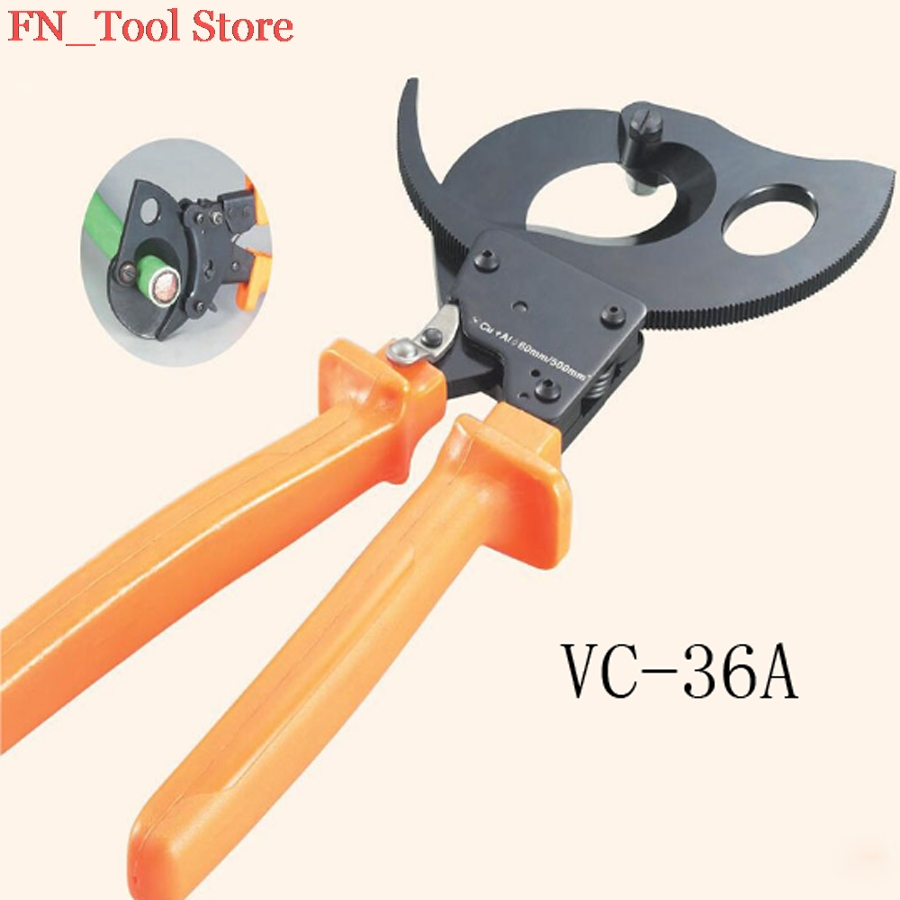 FASEN VC-36A Automatic Cable Wire Stripper plier Wire cable cutter pliers Hand crimping tools серьги коюз топаз серьги т142028431