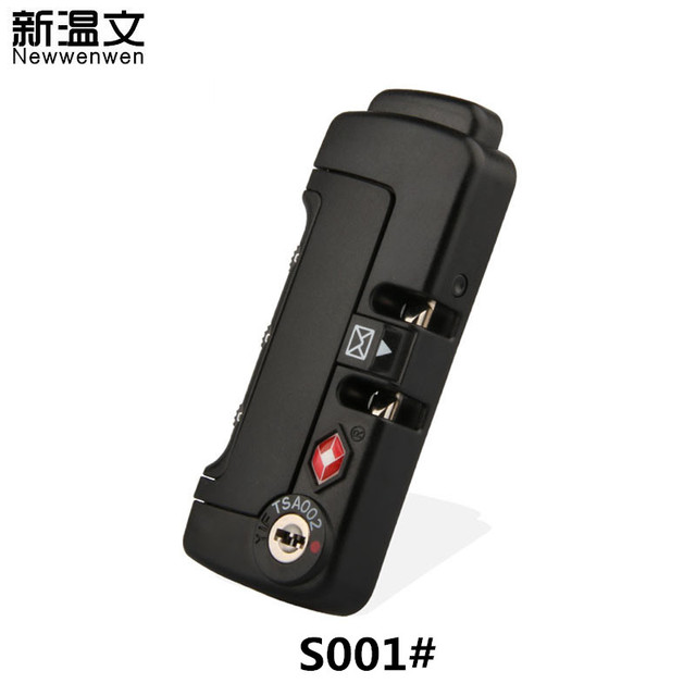 Replacement TSA Luggage Lock, Luggage Repair fixed lock, Replace Suitcase Code Lock,lock for Suitcase S001#