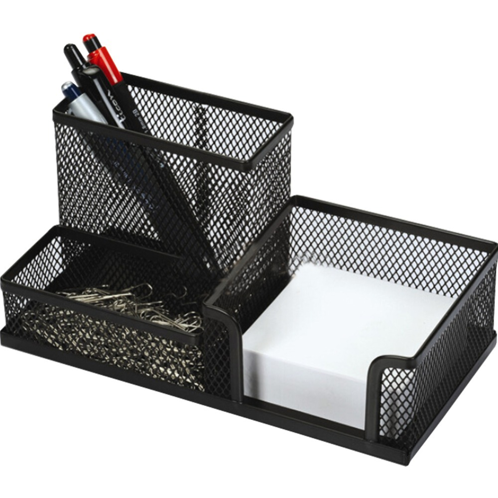 office pen holder. Office Desk Desktop Steel Mesh Collection Multifunction Pencil Cup Pen Holder Organizer-in Holders From \u0026 School Supplies On Aliexpress.com A