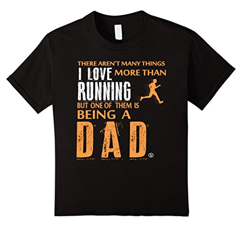 Runninger Dad Birthday Wedding Anniversary Gifts Fathers Day T Shirt High Quality Cheap Sale 100 % Cotton T-Shirts for Boys