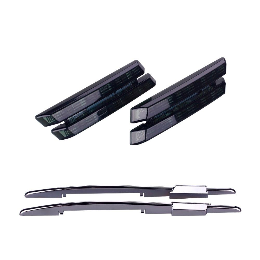 2pcs Car LED Turn Signal Light For BMW E39 E53 E52 E60 E61 E81 E82 E87 E90 E91 E92 E93 Fender Side Marker Light LED Car-styling Указатель поворота