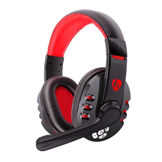 Nuevo Bluetooth Inalámbrico Auriculares Diadema Auricular Con Micrófono de Largo Claro Para El Teléfono Móvil Promoción Envío Gratis