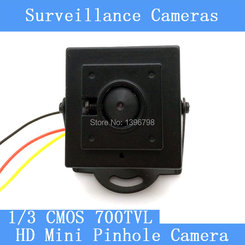 New Arrival Mini HD 3.7mm 92 degree Pinhole Camera 700TVL 1/3 CMOS Surveillance Color CCTV Camera|camera and camera|cameras video camerascamera lens protection filter - AliExpress
