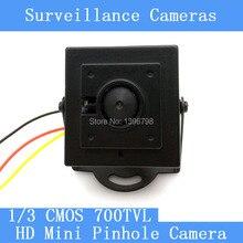 New Arrival Mini HD 3.7mm 92-degree Pinhole Camera 700TVL 1/3 CMOS Surveillance Color CCTV Camera