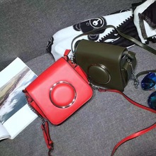 M 2016 new designer Camera bag women's bag Fashion lady handbag channels style messenger bag woman bags ladies crossbody 4 color