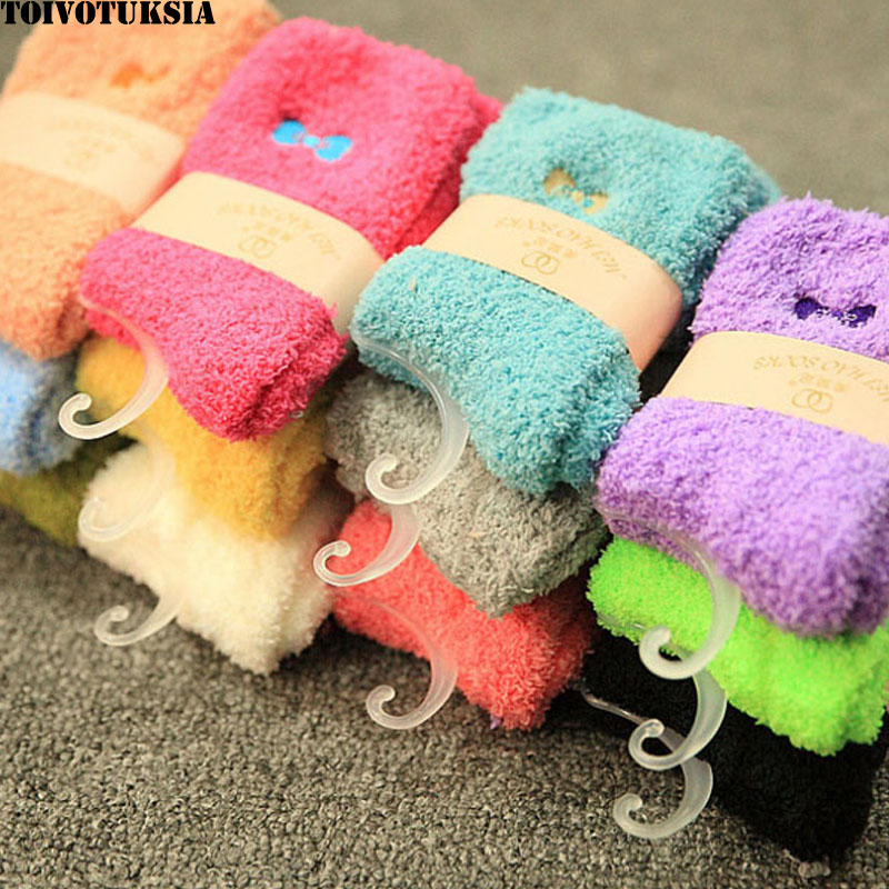 TOIVOTUKSIA Warm Fuzzy Socks for Christmas Fleece Socks with Beautiful  Embroidery Design for Ladies Warm Socks - Online Get Cheap Warm Fuzzy Socks -Aliexpress.com Alibaba Group