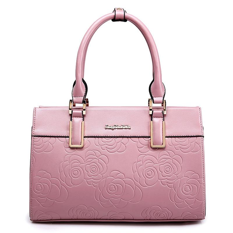 sac a main women bag bolsos channels messenger bags bolsa feminina bolsas 2016 fashion handbag leather handbags bolso Floral panasonic nn gt261wzpe
