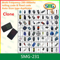 280 868mhz Auto Scan Frequency Rolling Code Clone Remote Control
