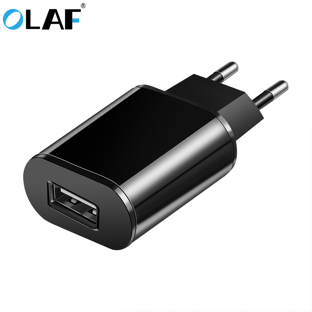 Olaf USB Charger For Samsung Galaxy S7 Edge Portable Travel Wall Fast Charger Adapter For Xiaomi Huawei EU Plug Phone Chargers