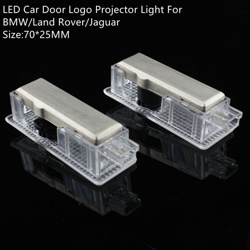 LED Car Door логотипі бар проектор Light Rover - Автокөлік шамдары - фото 4