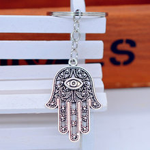 Popular Hamsa Keychain-Buy Cheap Hamsa Keychain lots from