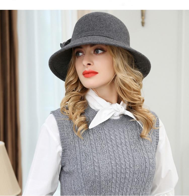 chapeu feminino fedora