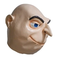 Cartoon Latex Full Head Celebrity Hilarious Cosplay Costume Halloween Funny Gru Mask