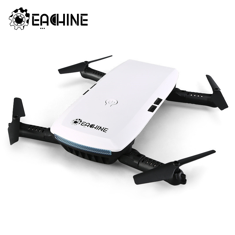 ¡En Stock! Eachine E56 720 p WIFI FPV Drone Selfie con Sensor de gravedad APP Control altitud Hold RC Quadcopter juguete RTF VS JJRC H47