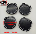 4 x 56mm Auto Wheel hub Logo Caps Car Wheel Rim Emblems Cover Mada/AXELA/CX-5/ATENZA Wheels Rims Accessories oem 176-cap