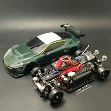 MINI-D1/28RC четырехколесный AWD пост-драйв RWD передний привод-скоростная электрическая модель с дистанционным управлением