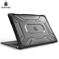 SUPCASE For MacBook Air 13 Case (2020 2018 Release) A1932 A2179 Slim Rubberized TPU Bumper UB Cover with Touch ID&Retina Display