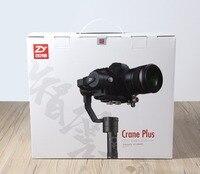 Zhiyun Crane plus 3 Axis Handheld Camera Gimbal Stabilizer POV Mode for Nikon/Canon Sony A7/Panasonic LUMIX Mirrorless Camera
