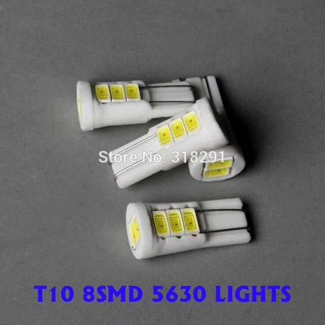 T10 5630smd 8 samsung led hoge heldere keramische base auto led ...