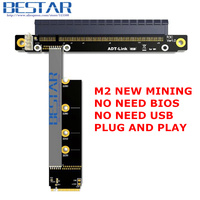 riser-pcie-30-x16-to-m2-ngff-nvme-ssd-m2-pci-e-16x-riser-mining-graphics-card-extension-cable-25cm-60cm-pci-express-gen3