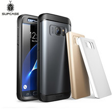 For Samsung Galaxy S7 Case SUPCASE Water Resistant Full Body Rugged Case with Built in Screen Protector+3 Interchangeable Covers