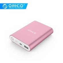 ORICO Q1 Portable External Battery Pack 10400mAh Power Bank