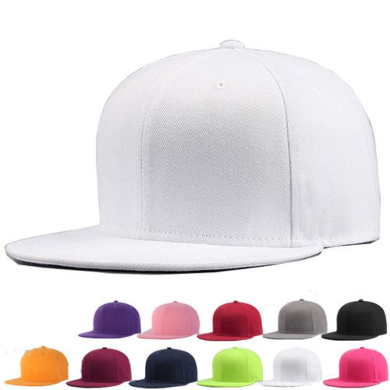 e2f917caa96 Amazing Casual Men Women Black Snapback Hats Unisex Hip Hop Adjustable  Baseball Cap -in Baseball Caps from Apparel Accessories on Aliexpress.com