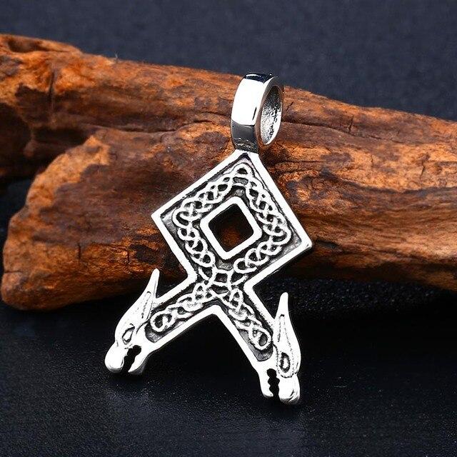 Collier Viking Rune 4