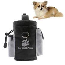 Сумка для лечения домашних собак, сумки для обучения собак, переносная Съемная собачка домашнее животное, Карманный чехол для кормления щенка, награда за закуски, поясные сумки AB