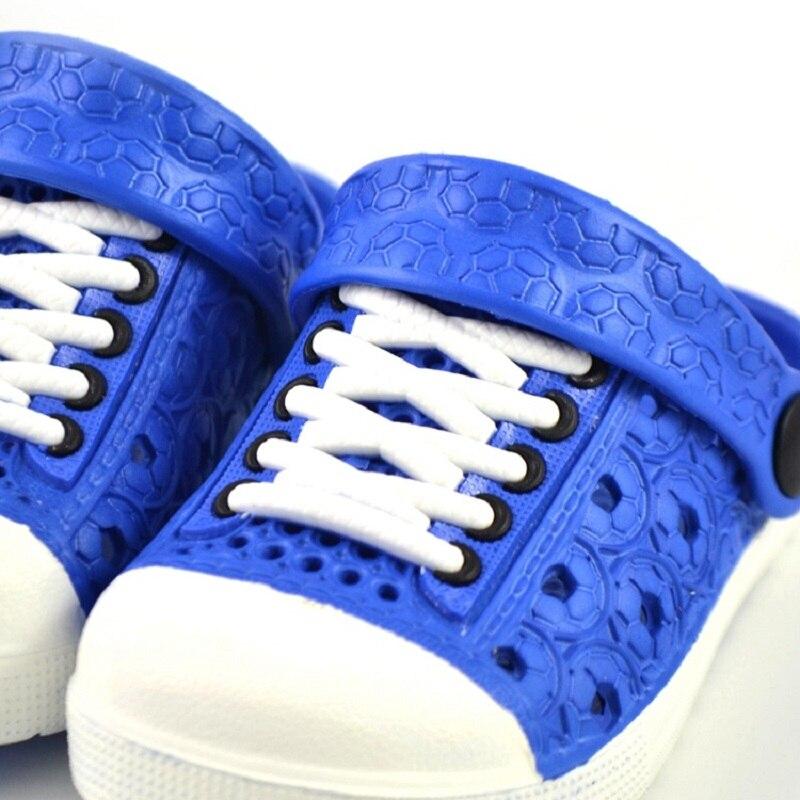 Hooyi Baby Boy kingad Laste sandaalid õõnes tüdrukud mokasiinid - Beebi kingad - Foto 2