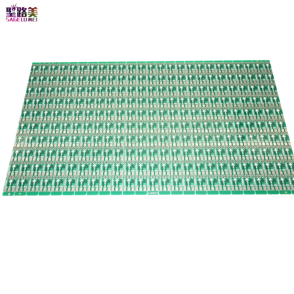 100pcs WS2811 <font><b>LED</b></font> Pixel Module IC Chip WS2811 <font><b>Circuit</b></font> <font><b>Board</b></font> PCB Square Making DC5V DC <font><b>12V</b></font> Light Lighting tape Free shipping image