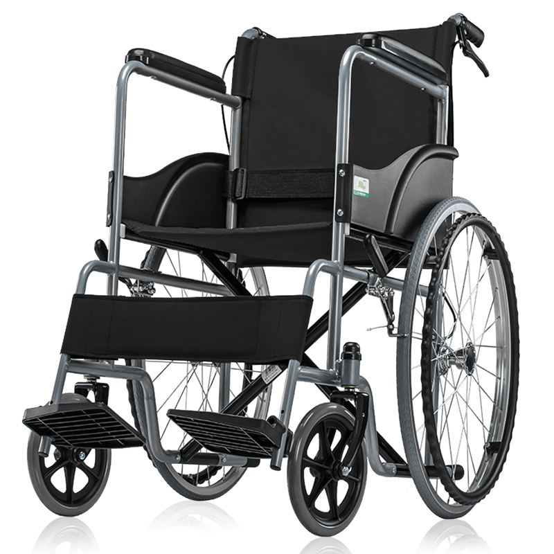 Portable Folding Cofoe Yidong Wheelchair Trolley Travel Scooter with Hand Brake for Old People the Aged the Disabled 2017 Newest electric scooter antiskid seat hand brake recreation vehicle collapsible disabled safety comfortable for single elder people