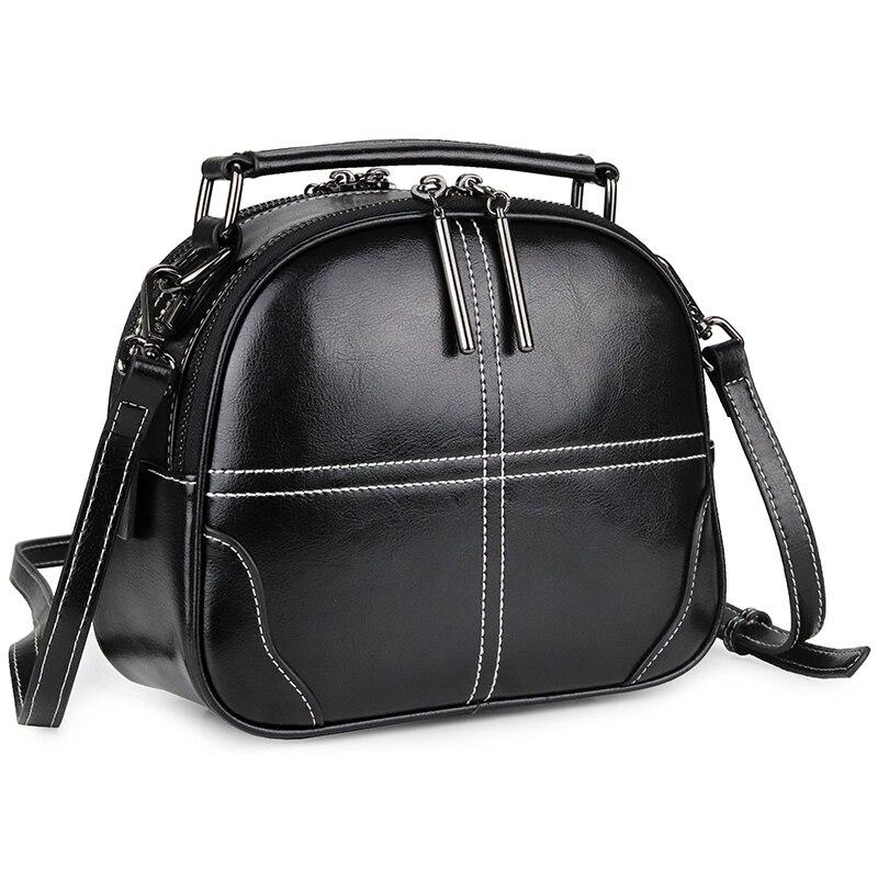COMFORSKIN Bolsas Feminina Large Capacity Women Totes High Quality Retro Shoulder Bag New Arrivals Ladies Messenger Bag Hot Sale in Top Handle Bags from Luggage Bags