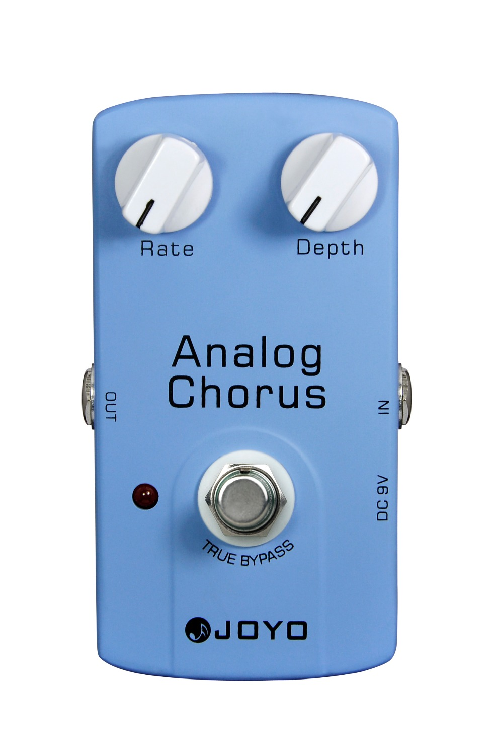 Guitar Modulation Classic Analog Chorus Stompbox Large Adjustable Embellish Tone for Jazz Country Rhythm Blues in Guitar Parts Accessories from Sports Entertainment