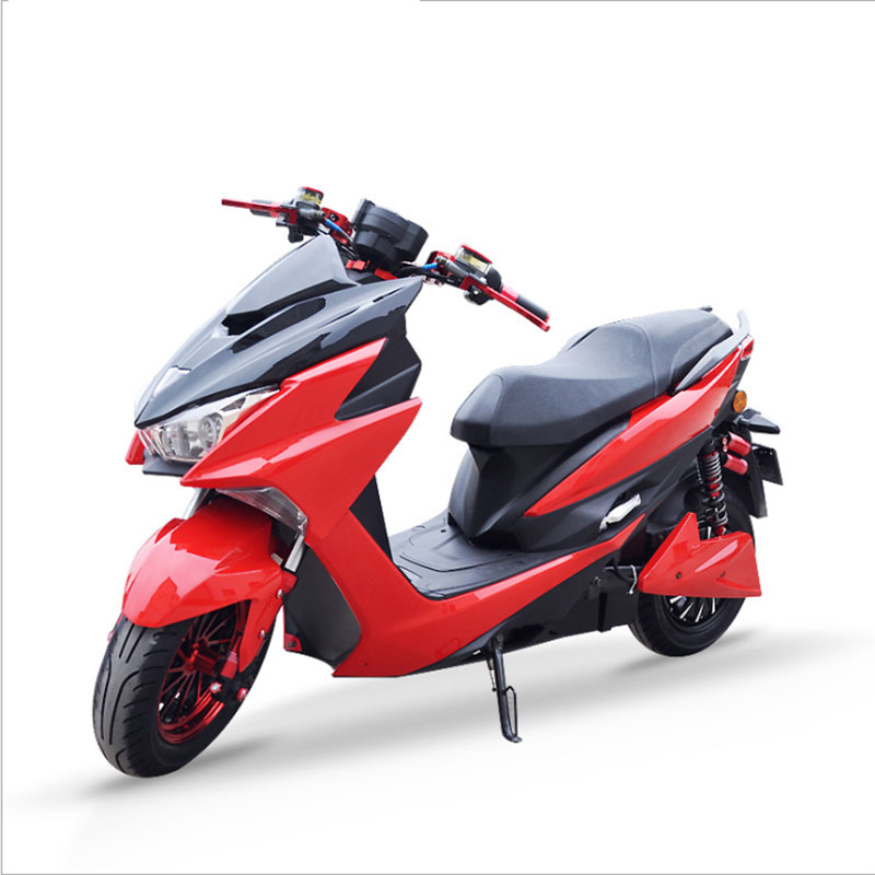 Electric Motorbike Scooter Smax Lion Roar II Force Electric Motorcycle Adult 72v Electric Sports Car Citycoco For Woman And Man