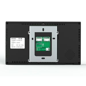 """Image 4 - MOUNTAINONE 7 """"RFID wideo domofon domofon dotykowy przycisk zdalne odblokowanie Night Vision 1000TV linie"""
