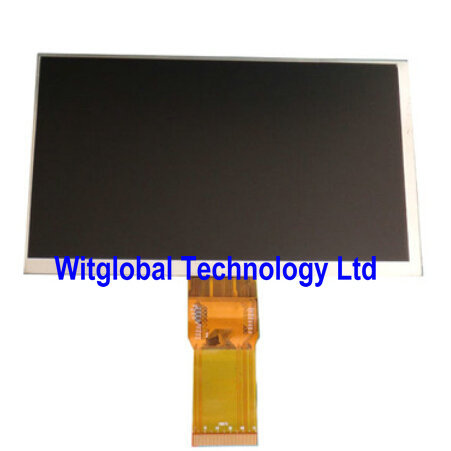 163*97mm New LCD Display 7 Digma optima 7.5 3g TT7025MG Tablet 1024*600 50Pins TFT LCD Screen Panel Matrix Free Shipping 50 pins tested new 7 inch lcd screen for treelogic gravis 73 3g gps se tablet pc display free shipping