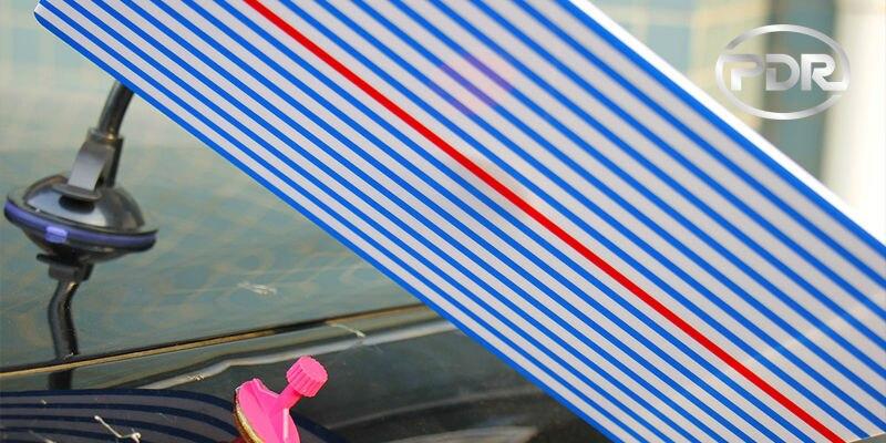 Купить PDR Набор Инструментов Рукой Набор Инструментов PDR Paintless Дент Ремонт Автомобилей Дент Удаление Отражатель Совета Термоплавкий Клей Палочки дешево
