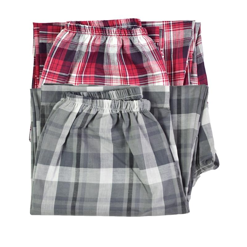 Schnäppchen Lose Pyjamas Frauen Pyjamas Hose Nachtwäsche Hosen Baumwolle Frühling Sommer Frauen Schlaf Bottom Pyjamas Bottoms 2 Teile/los