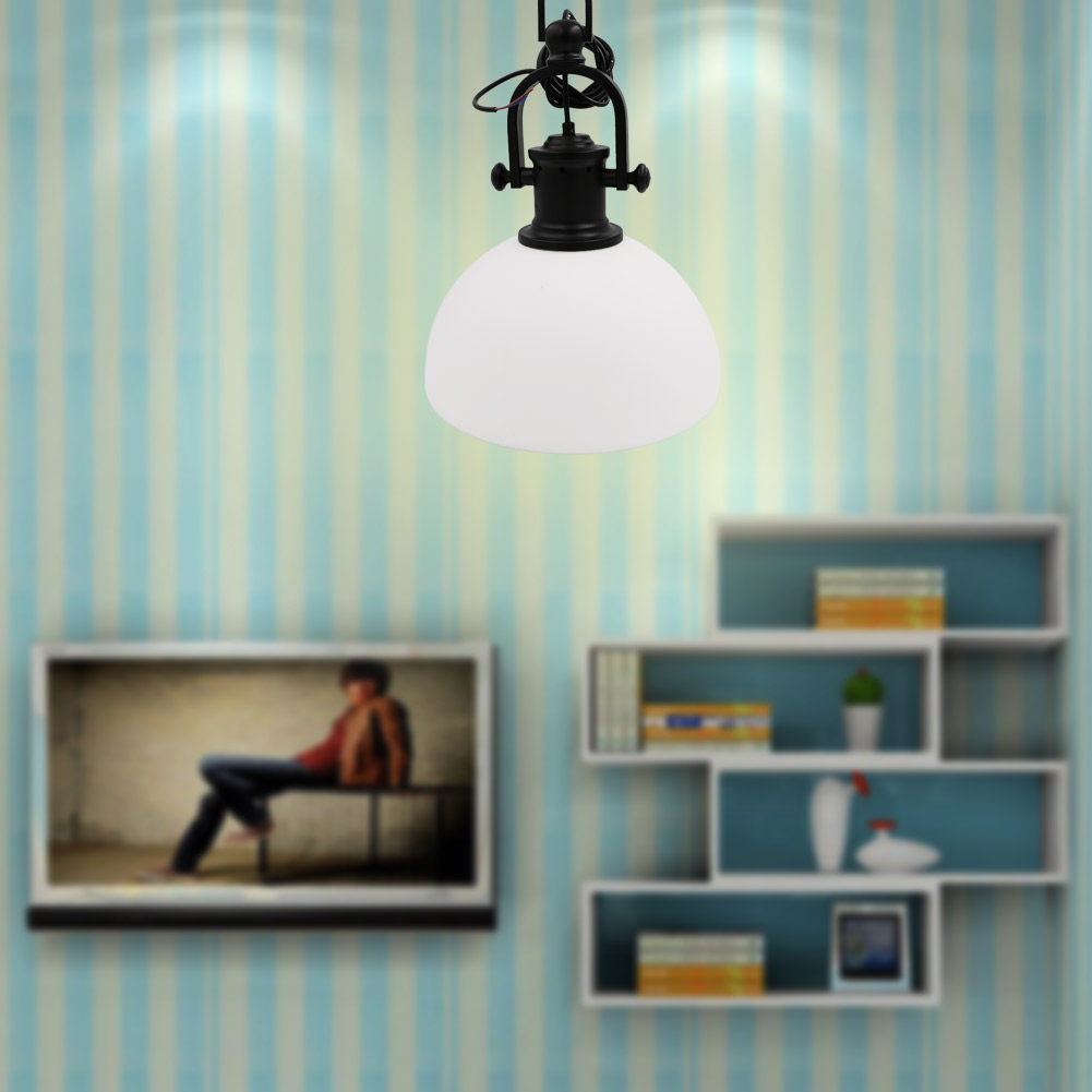 Online buy wholesale retro lampshade from china retro - Lampara industrial vintage ...