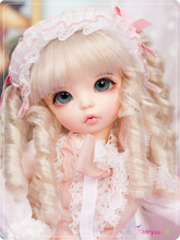 luodoll 	Bjd baby sd doll baby girl SOOM AS AI luts fairyland littlefee ante gift eyes 2 face