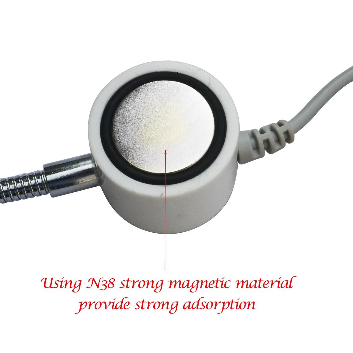 Jiawen LED šivaća mašina za rad svjetiljke Gooseneck 20 led, s - Profesionalna rasvjeta - Foto 4