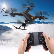 2.4Ghz RC Quadcopter WiFi Remote Control Drone One Key Return Headless Mode Drone Toy High Quality RC Drone Helicopter