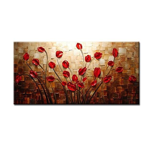 100-Pintado-A-Mano-Con-Textura-Esp-tula-Flor-Roja-Pintura-Al-leo-Abstracta-Moderna-de.jpg_640x640