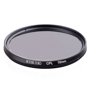 Image 1 - AUMENTO 72 millimetri di Polarizzazione Circolare CPL C PL Lens Filter 72 millimetri Per Canon NIKON Sony Olympus