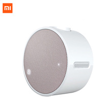 Xiaomi Music Alarm Clock Bluetooth 4.1 Round Portable Mini MUSIC aid-sleeping 360 Hours Standby Portable Speaker