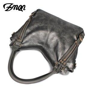 Image 3 - ZMQN Borse 2020 di Lusso Tote Big Bags Borse Delle Donne Marche Famose Borsa In Pelle Vintage Borsa Del Progettista Per Le Donne di Spalla Sac A829