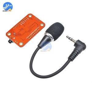 Image 3 - 1 סט זיהוי קול מודול V3 מהירות זיהוי תואם עם ארד עבור Arduino תמיכה 80 סוגים של קול קול לוח