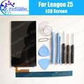 Leagoo Z5 Pantalla LCD 100% Original Nuevo Probado Alta Calidad LCD de Repuesto de Pantalla Para Leagoo Z5 + herramientas + adhesivo