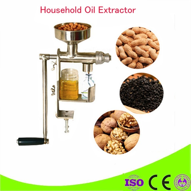 Manual House Hold Mini Peanut Sunflower Seed Sesame Seed Walnut Coconut Oil Press Machine ourspop op 02 portable high capacity 4gb usb2 0 memory flash drive for gaming console printer
